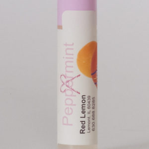 Peppermint Lip Balm Tube. Chaptick